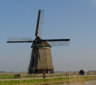 NordHolland_Windmuehle